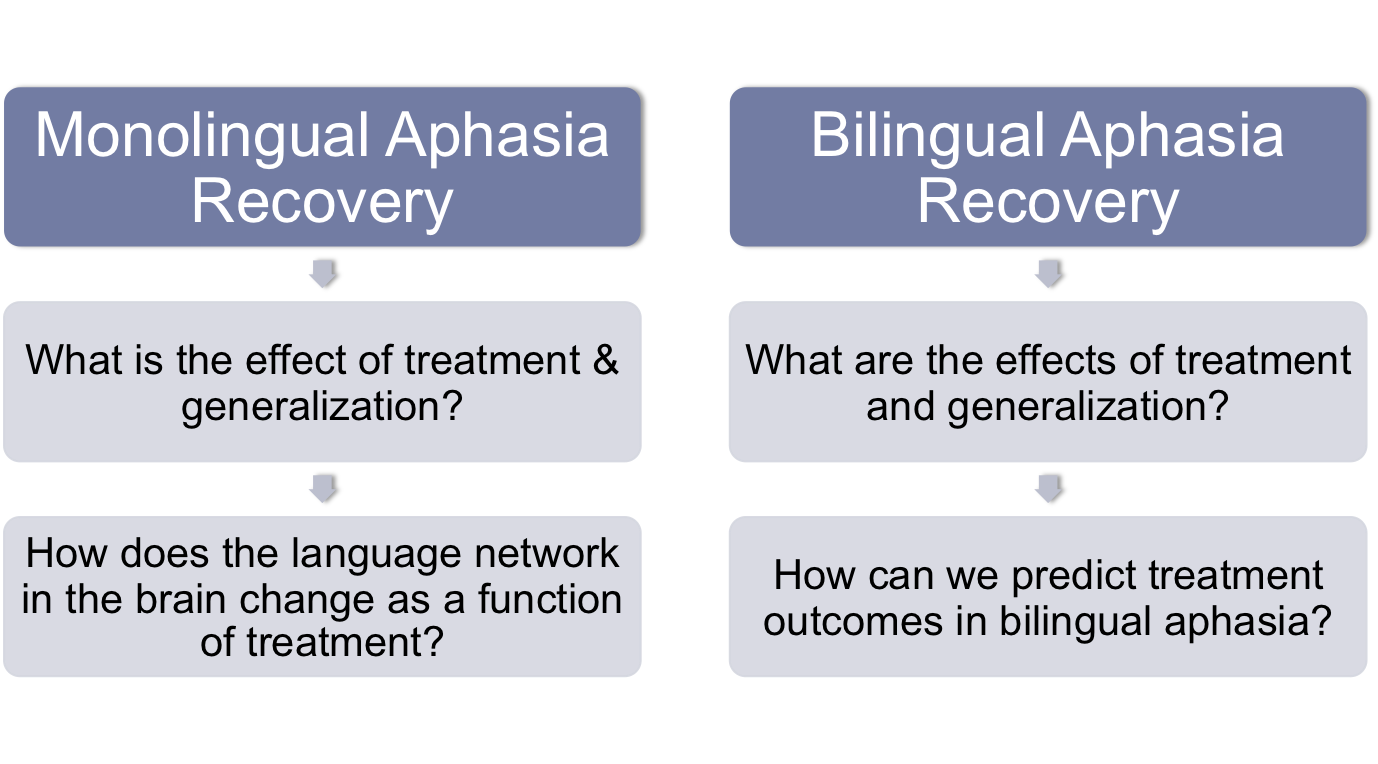 aphasia research paper