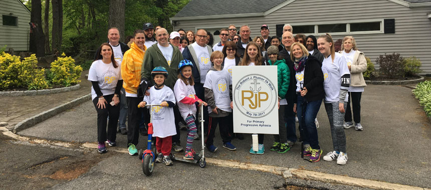 primary progressive aphasia awareness walk