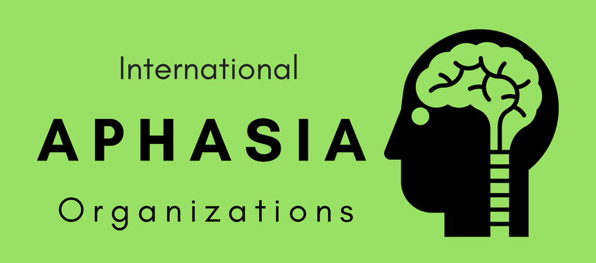 aphasia organizations