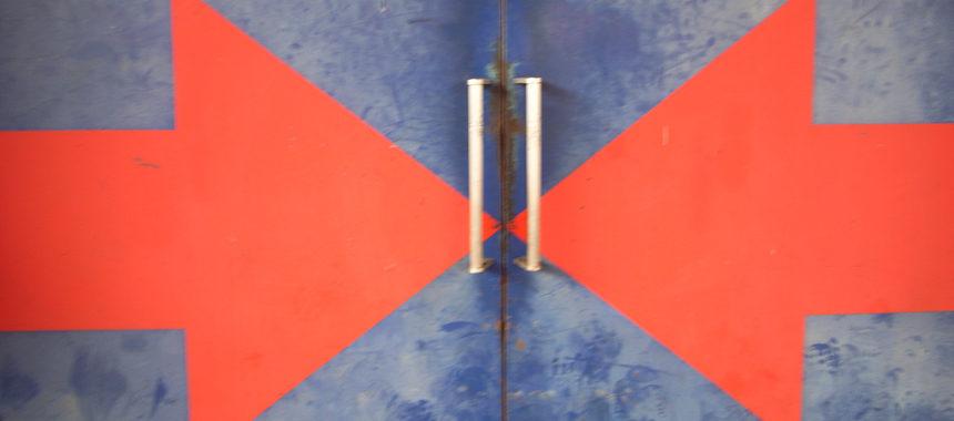 forward and backward arrows