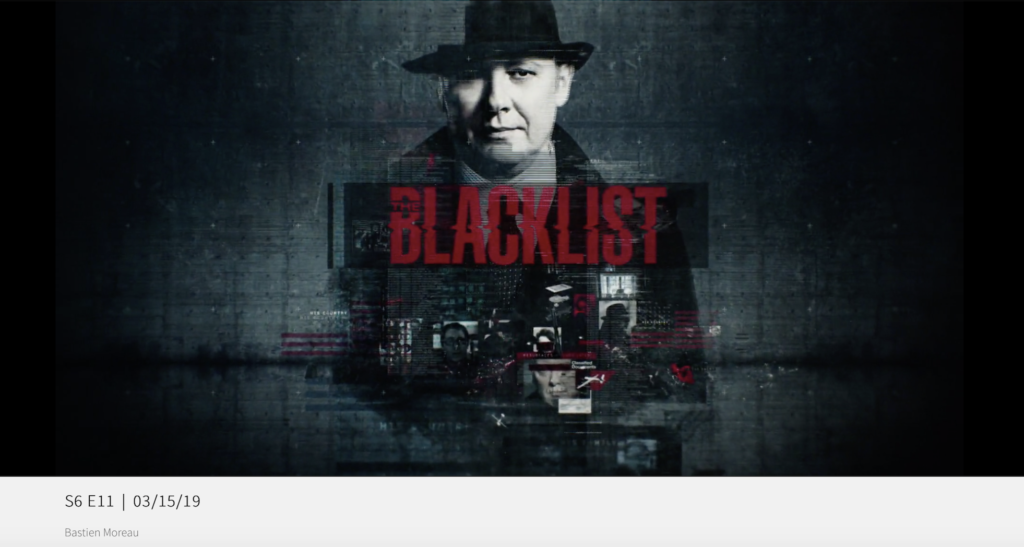 The Blacklist's Aphasia Storyline with Samar - National