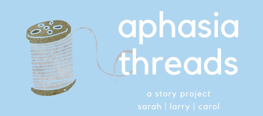 Sarah, Larry, and Carol