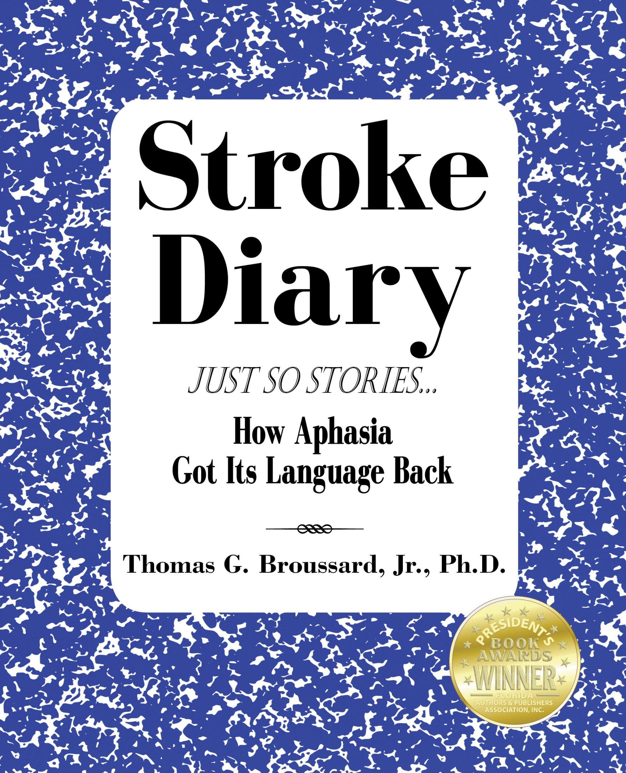 Stroke Diary Vol 3 Cover