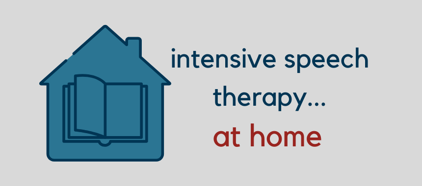Intensive Therapy at Home