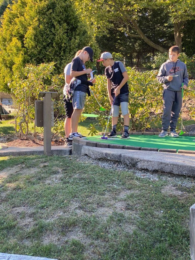 Amond Golf Tournament